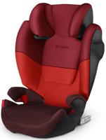 Autosedačka Cybex Solution M-Fix Rumba Red 2020