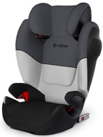 Autosedačka Cybex Solution M-Fix SL Gray Rabbit 2019