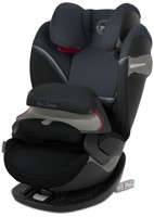 Autosedačka Cybex Pallas S-Fix Granite Black 2020