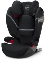 Autosedačka Cybex Solution S-Fix Deep Black 2020