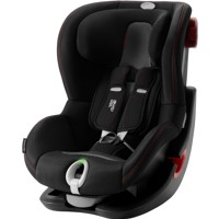 Autosedačka Römer KING II LS BLACK SERIES Cool Flow - Black 2020